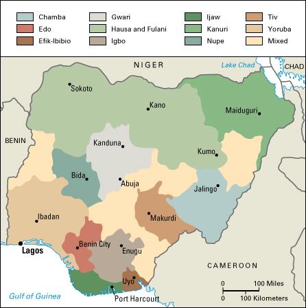 Language Monday Nigeria World Book
